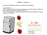 NYS Engage NY Kindergarten Math Module 1 Smart Board Lessons