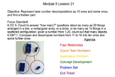NYS Engage NY Kindergarten Math Module 5 Smart Board Lessons