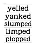 NYS Engage NY Skills Strand Unit 2 Spelling Words