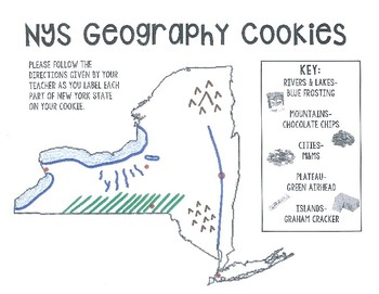 NYS Geography Cookie Template