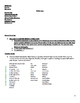 NYS Global History & Geography Regents Review Packet