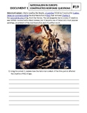 NYS Global Regents II CRQ-Nationalism in Europe