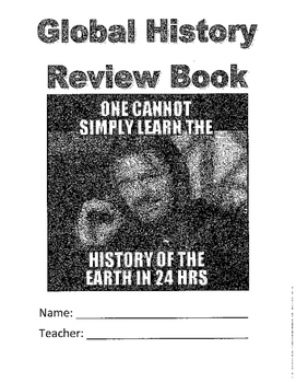 NYS Global Regents Review Book