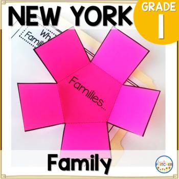 NYS Grade 1 SS Inquiry: Family Diversity
