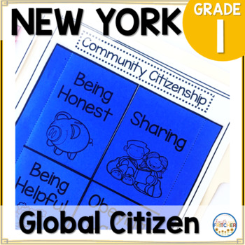 NYS Grade 1 SS Inquiry: Global Citizenship
