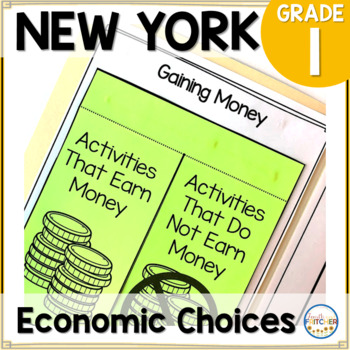 NYS Grade 1 Social Studies Inquiry: Economic Choices