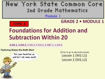 NYS Grade 2 Module 1 Topic A Lessons 1-2
