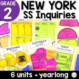 NYS Grade 2 Social Studies Inquiries BUNDLE