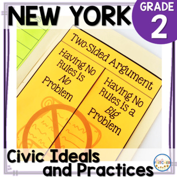 NYS Grade 2 Social Studies Inquiry: Civic Ideals and Practices