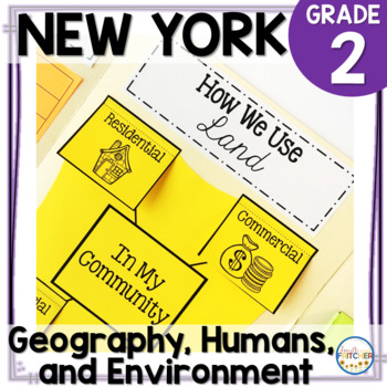 NYS Grade 2 SS Inquiry: Geography, Humans, and Environment