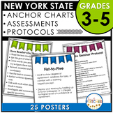 NYS Grades 3-5 ELA Anchor Charts, Assessments, and Protocols
