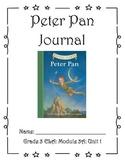 Peter Pan Student Journal (Unit 1)