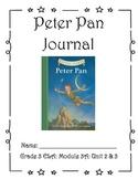 Peter Pan Student Journal (Units 2 & 3)