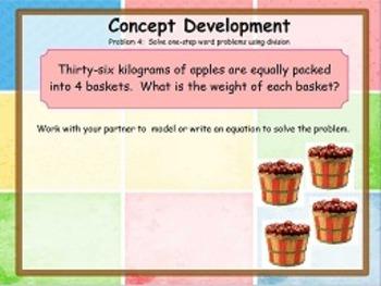 NYS Grade 3 Math Module 2 Lesson 8 Flipchart