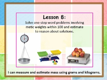 NYS Grade 3 Math Module 2 Lesson 8 PowerPoint