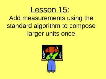 NYS Grade 3 Math Module 2, Topic D, Lessons 15-17 PowerPoint
