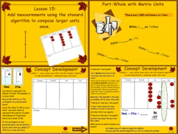 NYS Grade 3 Math Module 2 Topics ABCDE PowerPoint