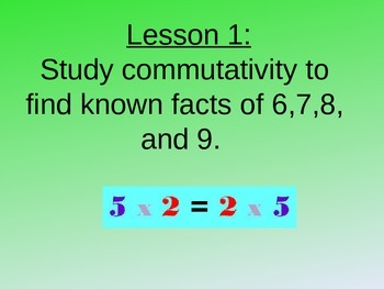 NYS Grade 3 Math Module 3, Topic A, Lessons 1 - 3 PowerPoint
