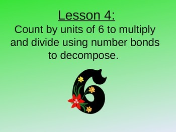 NYS Grade 3 Math Module 3, Topic B, Lessons 4-7 PowerPoint