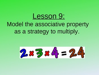 NYS Grade 3 Math Module 3, Topic C, Lessons 8 - 11 PowerPoint