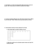 NYS Grade 3 Math Module 4 Review Sheets