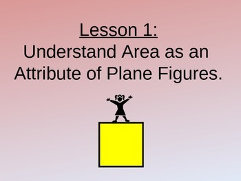 NYS Grade 3 Math Module 4, Topic A, Lessons 1-4 Power Point