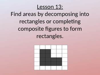 NYS Grade 3 Math Module 4, Topic D, Lessons 12-16 PowerPoint