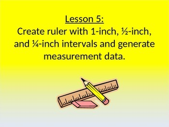 NYS Grade 3 Math Module 6, Topic B, Lessons 5-9