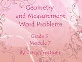 NYS Grade 3 Math Module 7 Topic A and B Flipcharts