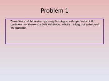 NYS Grade 3 Math Module 7, Topic E, Lessons 23-30