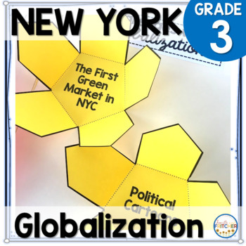 NYS Grade 3 Social Studies Inquiry: Globalization