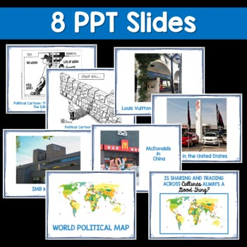 NYS Grade 3 Social Studies Inquiry: Globalization