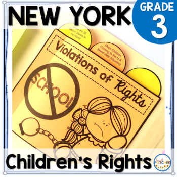NYS Grade 3 Social Studies Inquiry: Children's Rights