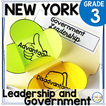 NYS Grade 3 Social Studies Inquiry: Leadership and Government