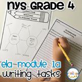 NYS Grade 4 ELA Module 1A Writing Tasks Pack