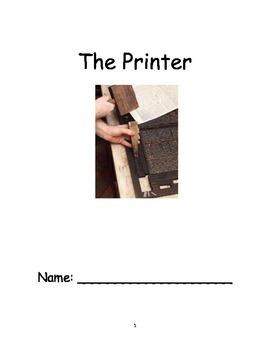 NYS Grade 4 ELA Module 2A Unit 2 - Printer
