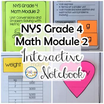 NYS Grade 4 Math Module 2 Interactive Notebook