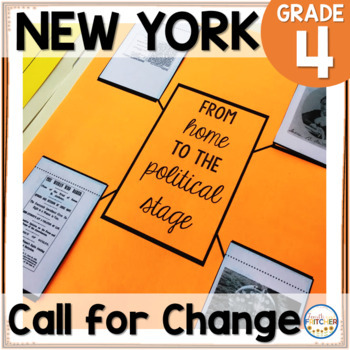 NYS Grade 4 Social Studies Inquiry: Call for Change