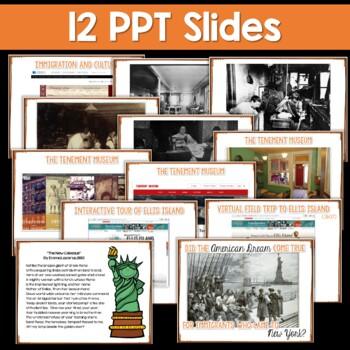 NYS Grade 4 Social Studies Inquiry: Immigration