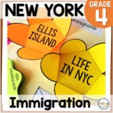NYS Grade 4 Social Studies Inquiry: Immigration