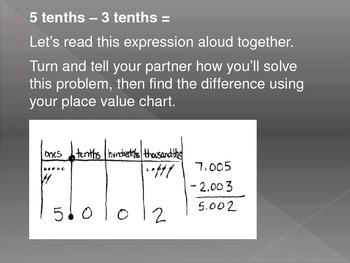 New York State Grade 5 Math Common Core Module 1 Topic D Lesson 9-10