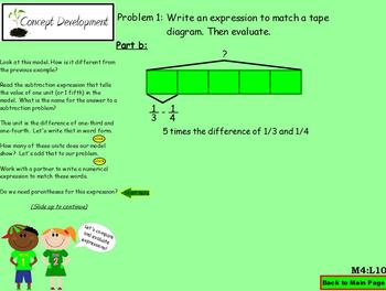 NYS Grade 5 Math Module 4 Topic D Lessons 10-12