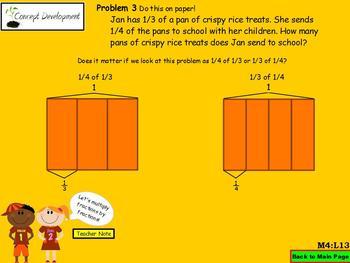 NYS Grade 5 Math Module 4 Topic E (part 1) lessons 13-16