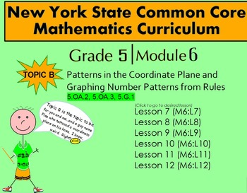 NYS Grade 5 Math Module 6 Topic B Lessons 7-12