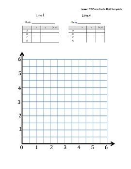 NYS Grade 5 Math Module 6 Topic C Lesson 12 Template