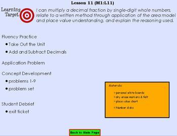 NYS Grade 5 Module 1 Topic E Lessons 11-12