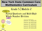 NYS Grade 5 Math Module 2 Topic F Lessons 19-23