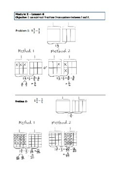 Grade 5- EngageNY -Module 3 Interactive Notebook Lesson 1-15