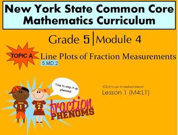 NYS Grade 5 Module 4 Topic A Lesson 1