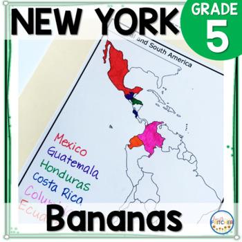NYS Grade 5 SS Inquiry: Bananas